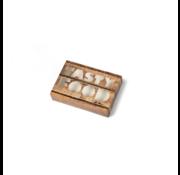 Cateringdoos Tasty Food - 35 cm Krimp - 100 stuks / €0,45 per stuk