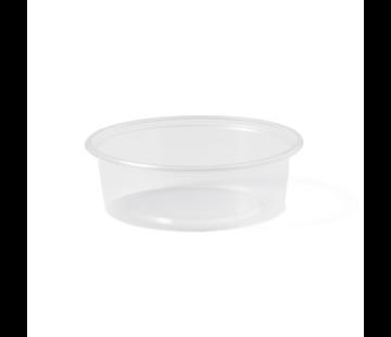 Sausbakje - 80 ml transparant