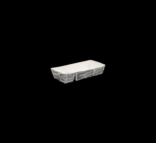 Snackbakje karton A22 - Pubchalk 176 x 85 x 35 mm - 300 stuks