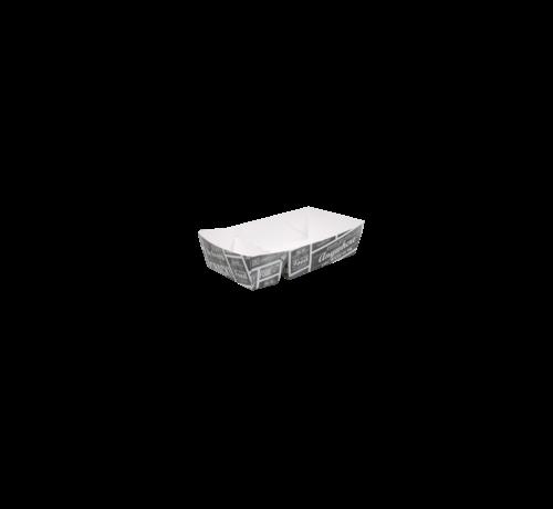Snackbakje karton - Pubchalk 145 x 85 x 35 mm