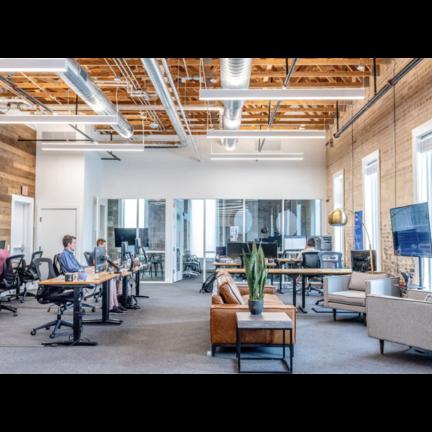 Verlichting voor kantoren