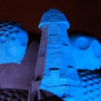 Verlichting zandsculpturen