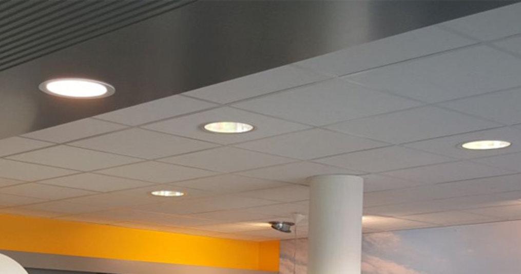 De voordelen van LED Downlight lampen
