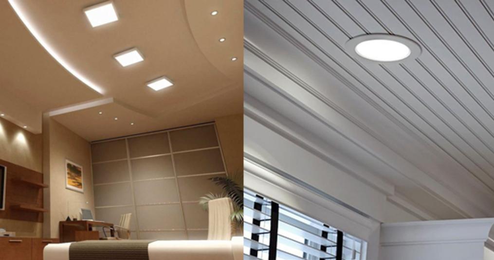 LED Plafondlamp: sfeervol en energiezuinig