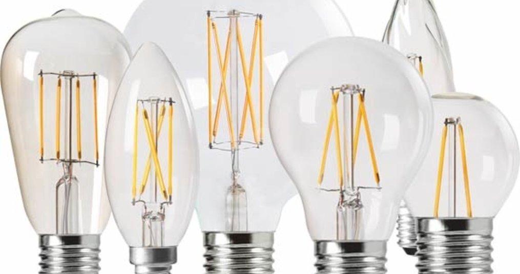 LED Gloeilampen, wat zijn de voordelen?