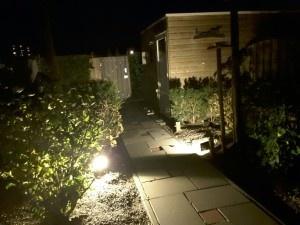 led bouwlamp 20w