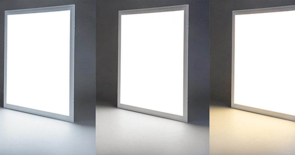 LED Paneel, geschikt voor de lange termijn