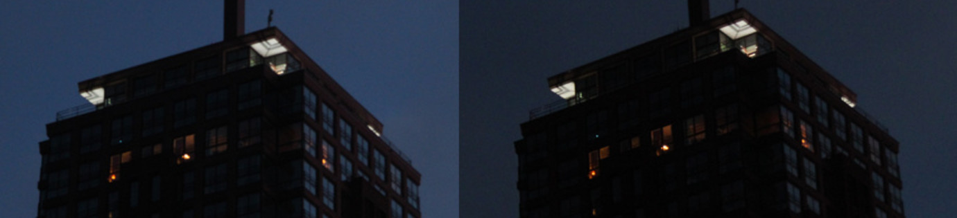 LED Bouwlampen verlichten de Alphatoren in Enschede