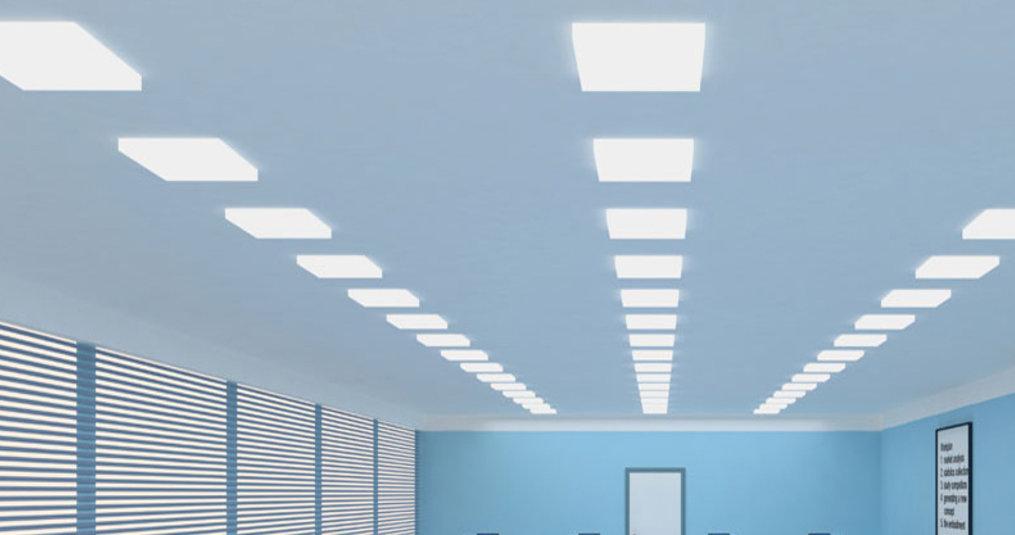 LED Panelen voor een vernieuwend kantoorinterieur