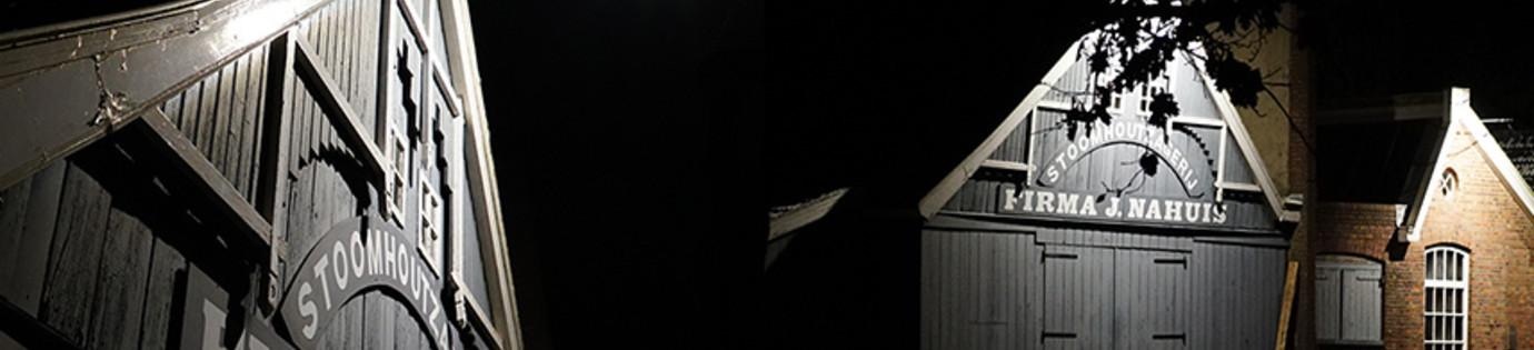 LED Bouwlampen voor een Houtzagerij