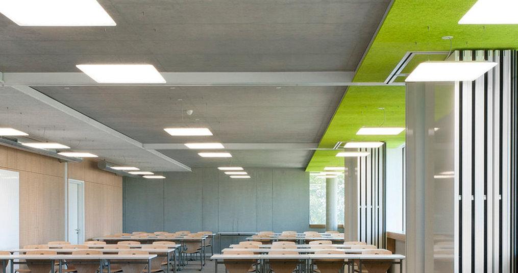 Geld besparen op scholen? Gebruik LED panelen