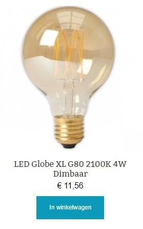 Led Globe G80