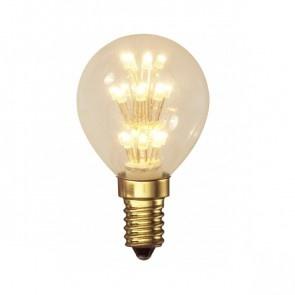 LED Filament P45 E14 2100K 1W
