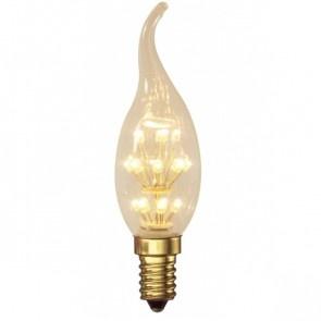 LED Filament BXS35 E14 2100K 1W