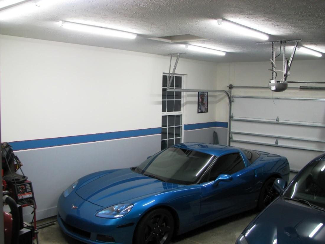 LED TL verlichting toepassen in garage