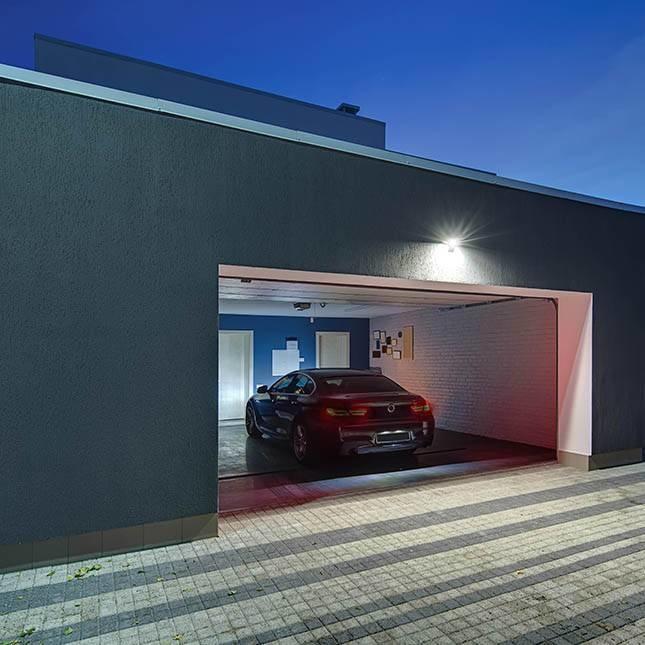 LED bouwlampen geschikt voor garage