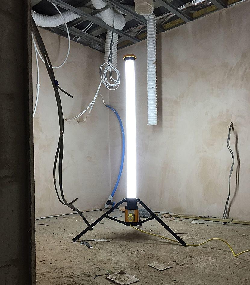 LED kolom werklamp van Specilights