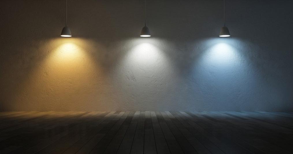 Hulp bij lichtkleur keuze