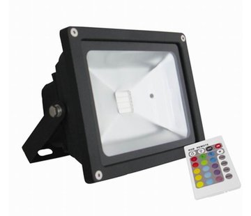 Specilights 20W RGB LED Bouwlamp