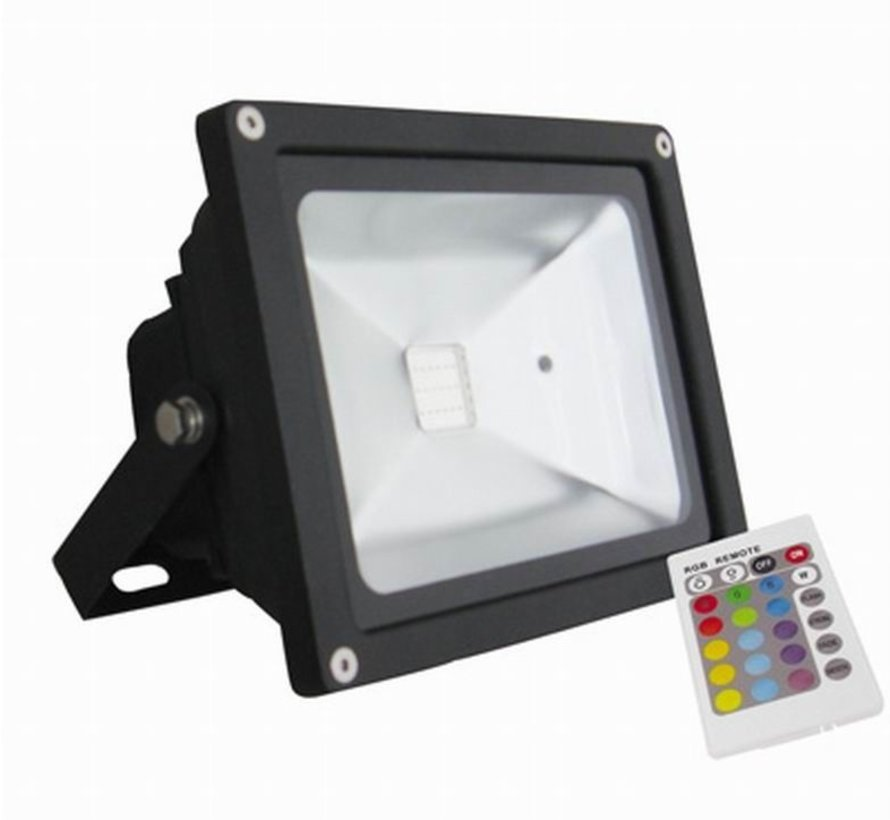 20W RGB LED Bouwlamp