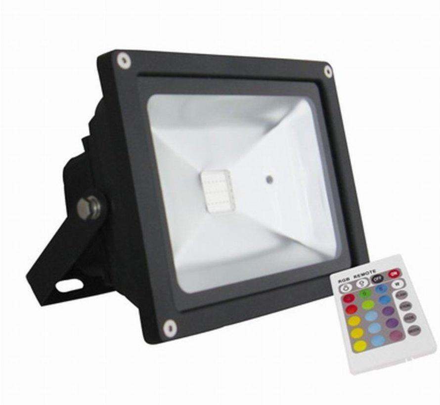 20W RGB LED Bouwlamp