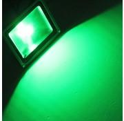 Specilights 30W LED Beveiligingslamp Groen Licht