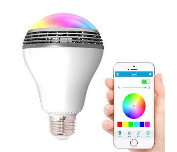 Specilights Smart LED Lamp Bluetooth RGBW Speaker