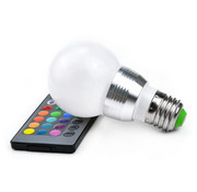 Specilights 5W RGB LED Lamp E27