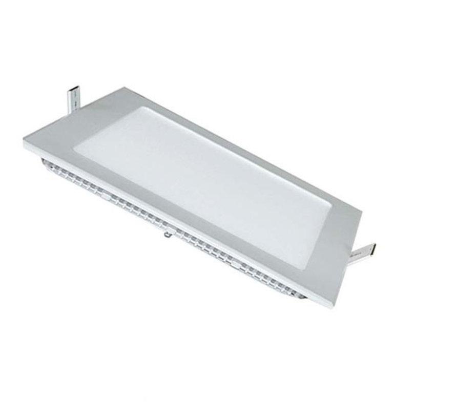LED Slim Downlight 6W Vierkant