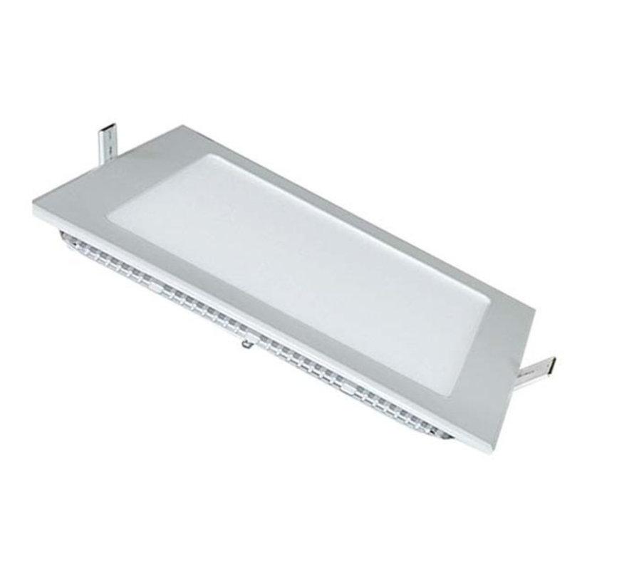 LED Slim Downlight 12W Vierkant