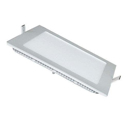 Specilights LED Slim Downlight 18W Vierkant