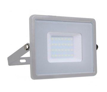 Specilights 30W LED Bouwlamp Grijs - Waterdicht IP65 - 5 jaar garantie
