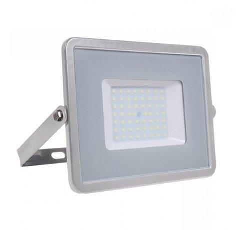 50W LED Bouwlamp Grijs - Waterdicht IP65 - 5 jaar garantie
