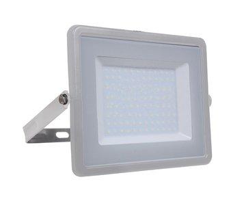 100W LED Bouwlamp Grijs - Waterdicht IP65 - 5 jaar garantie