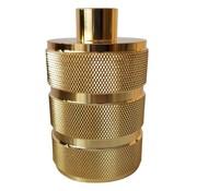 Fitting E27 Goud 3-ringen