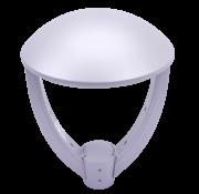 LED Straatlamp Paaltop 100W 4000K - IK08 - IP65 - 13000 Lumen