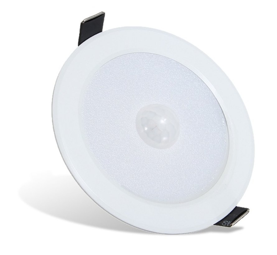 LED Slim Downlight 12W met ingebouwde sensor