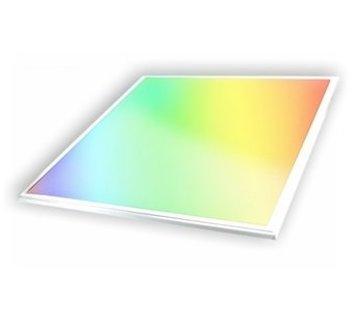 Specilights RGB-W LED Paneel 60 x 60 cm inclusief Remote en Snoer + Stekker