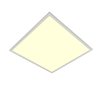 Specilights LED Paneel 60 x 60 cm 36W - Flikkervrij - 3000K Warm Wit - Vervangt 4X18W TL verlichting