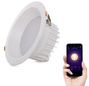 Specilights 9W Smart Downlight Wifi bedienbaar 2000K - 6500K