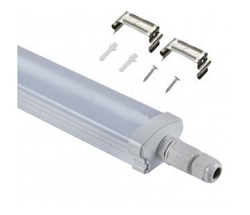 Specilights LED Batten Armatuur koppelbaar 60cm 20W 4000K/6000K Waterdicht IP65