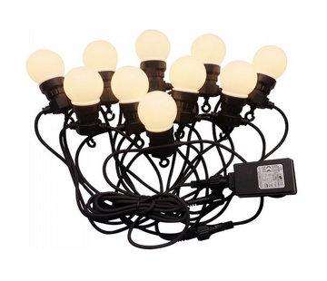 Specilights Feestverlichting Prikkabel 5 Meter 10 Lampen Warm licht