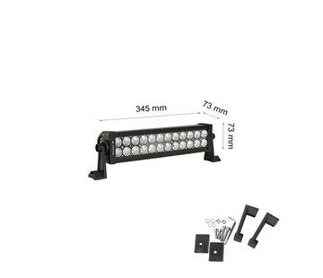Specilights 72W 12V-24V Werklamp Balk EMC voor Voertuigen
