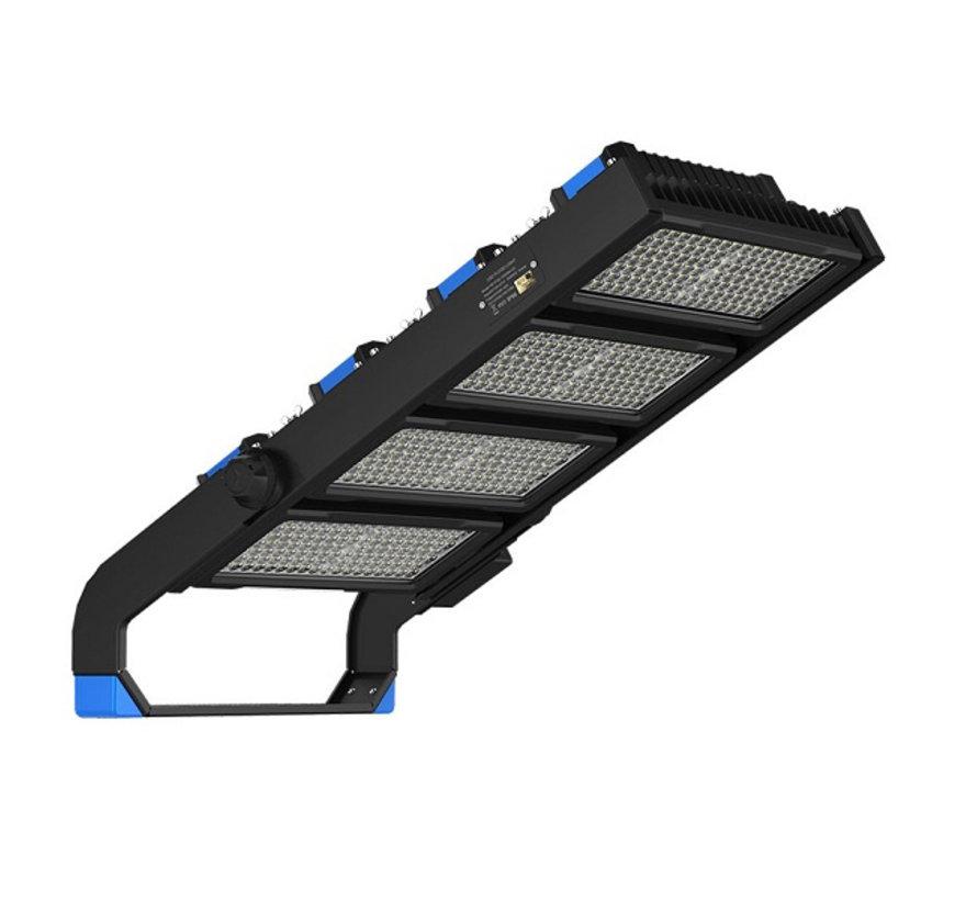 LED Sportveldverlichting 1000W 60 graden Samsung - 5 jaar garantie - IP66- 4000K