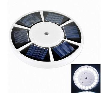 Specilights Specilights Vlaggenmast Verlichting - LED Solar Lamp met Zonnepaneel voor een Banier