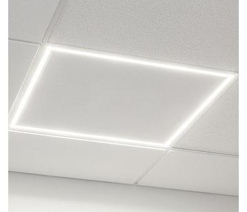 LED Frame Paneel Edge Design - 45W 4000K neutraal wit - Inclusief Driver