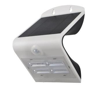 Specilights Solar LED Muurlamp met Sensor 3W - IP65, volledig waterdicht - 3 unieke lichtstanden - Buitenverlichting