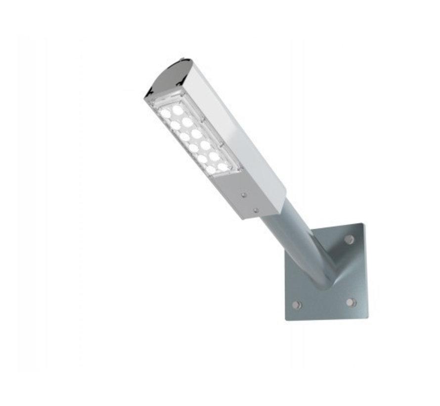 Standaard Muurbevestiging voor Straatlampen Gegalvaniseerd of Gepoedercoat - Muurbeugel
