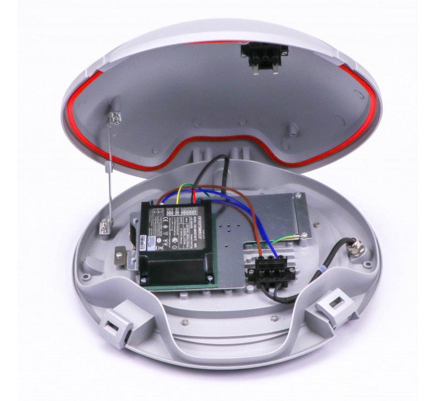 LED Straatlamp Paaltop 50W 4000K - IK08 - IP65 - 6500 Lumen
