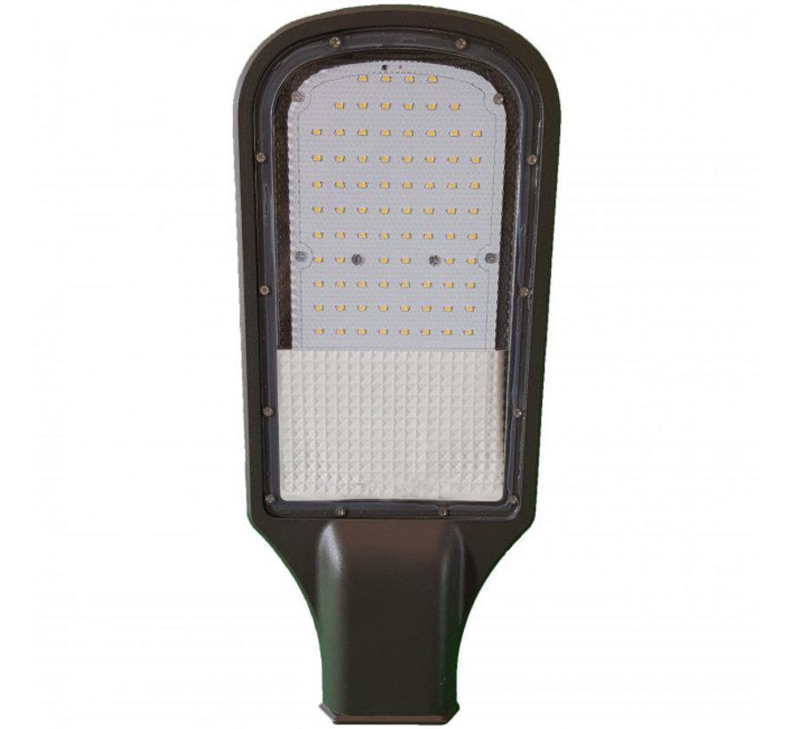 LED Straatlamp 120W 100lm/w Samsung IP65 - Met ingebouwde driver 190-240V 3 jaar garantie